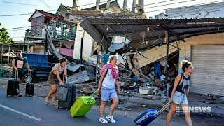 Lombok Earthquake | 9 News Perth