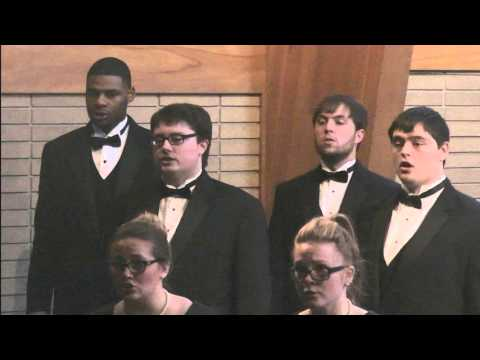 2016 Defiance College presents DC Chamber Singers - Spring Concert