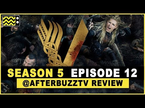 Vikings Season 5 Episode 12 Review & After Show