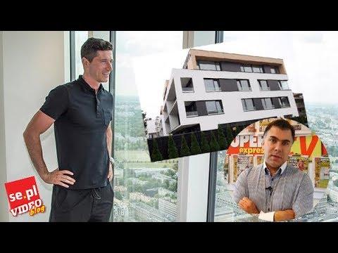 Lewandowski buduje luksusowe apartamenty w Warszawie! l PIOTR KOŹMIŃSKI