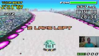 Let's Play F-Zero - MaxVelocity I Part 162 I die Crystal-Wind-Pawn-Duelle