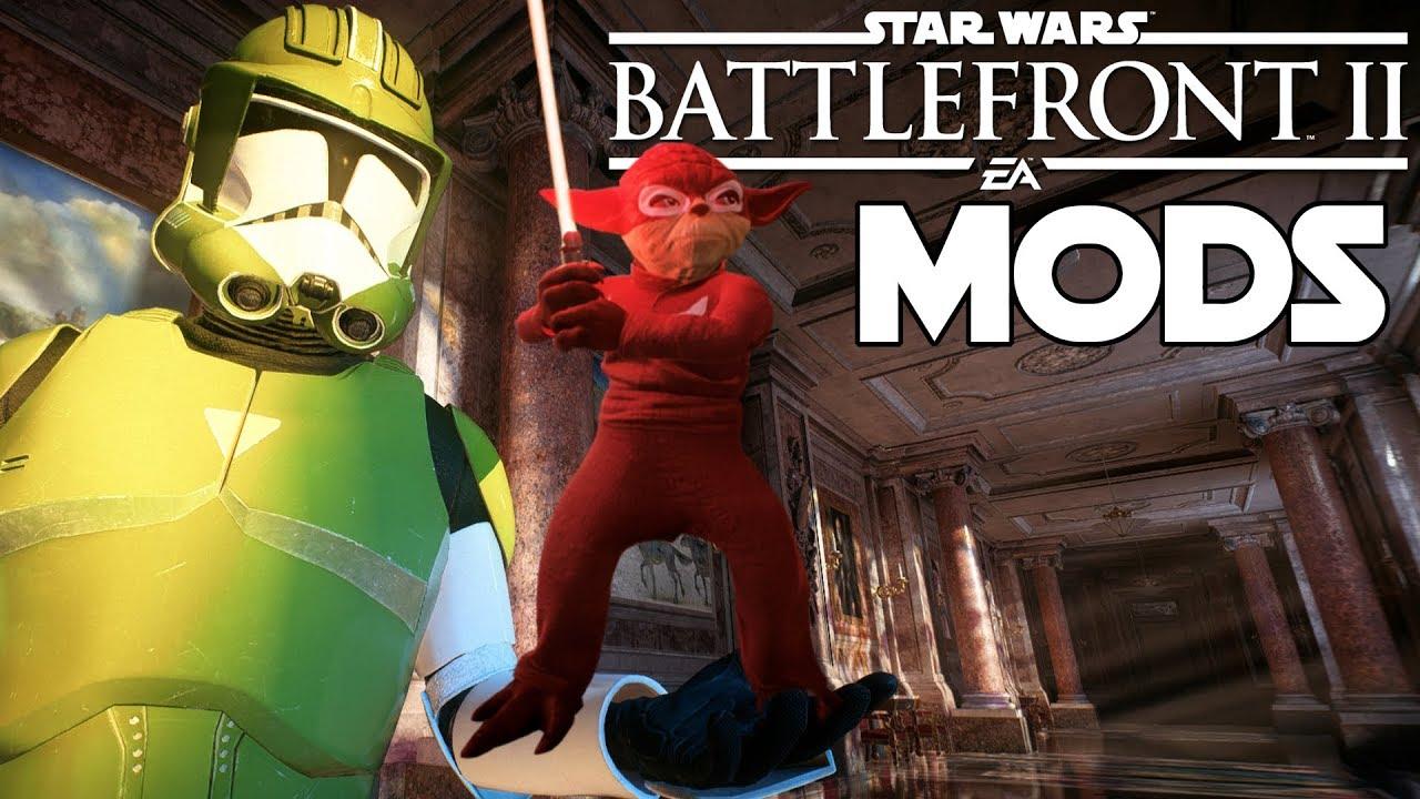 Doom Unit Amp Ugandan Knuckles Star Wars Battlefront 2