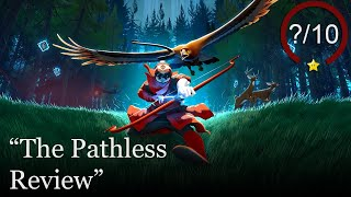 The Pathless Review [PS5, PS4, & PC] (Video Game Video Review)
