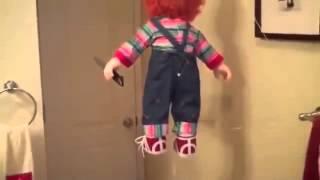 מצחיק,מתיחות מפחידות ומצחיקות,צ'ארלי הבובה הרוצחת