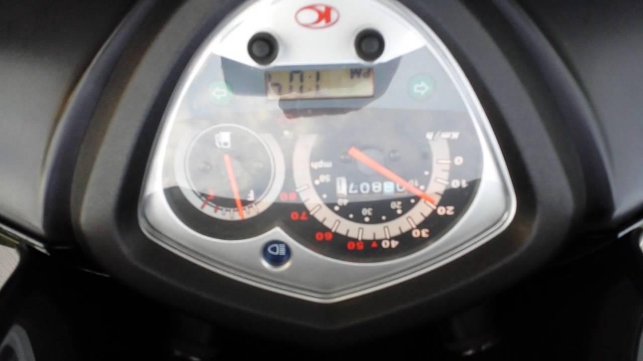 kymco agility city 50 2t - 45kmh - youtube