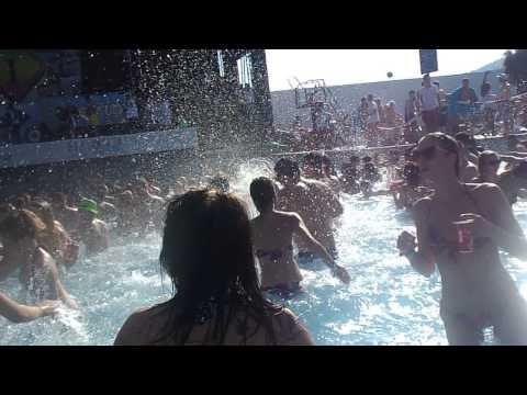 DJ Alpha - Innovation In The Sun Drum & Bass Wavepool Party