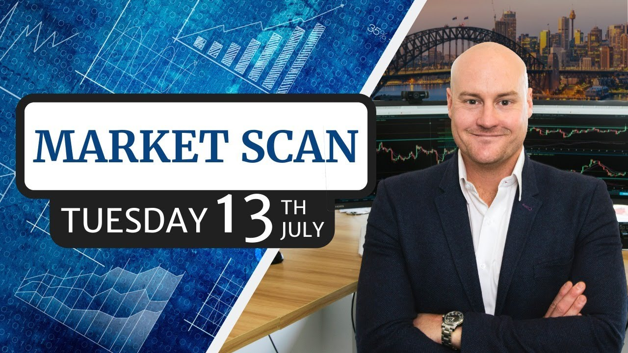 Cryptocurrency Market Scan   Tuesday 13th July (2021)