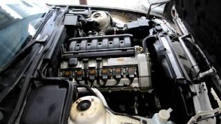 BMW E34 panne