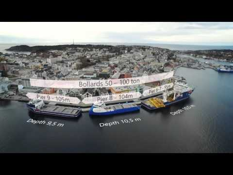 Kristiansund Cruise Port- Information Guide