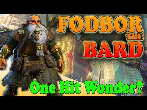 Fodbor the Bard - One Hit Wonder?   Raid Shadow Legends