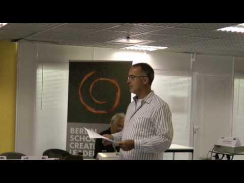 Jim Stengel speaks to Berlin School of Creative Leadership