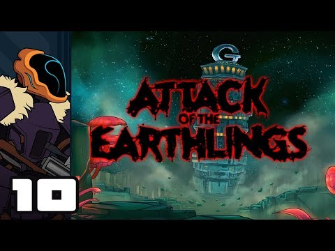 Let's Play Attack of the Earthlings - PC Gameplay Part 10 - Crash Mob