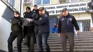 Polis Süsü Verip Milyonluk Gasp Yapan çete çökertildi