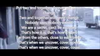 Repeat youtube video Zara Larsson - Uncover Lyrics