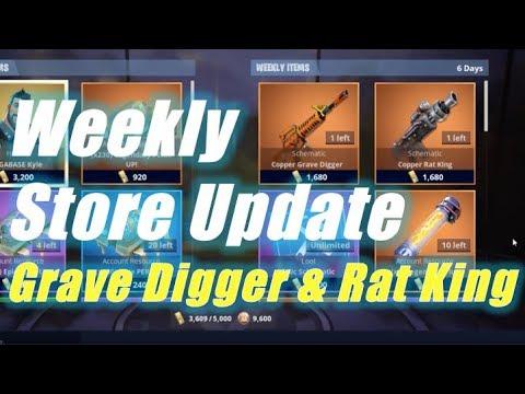 Weekly Store Update, Legendary Troll Truck Llamas, Beta Storms  Fortnite StW