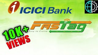 (Hindi)Apply For Fastag with ICICI Bank| Recharge Fastag With ICICI Bank| Fastag Conquer World
