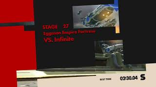 Sonic Forces Stage 27 VS. Infinite (👑Gadget The Wolf👑)