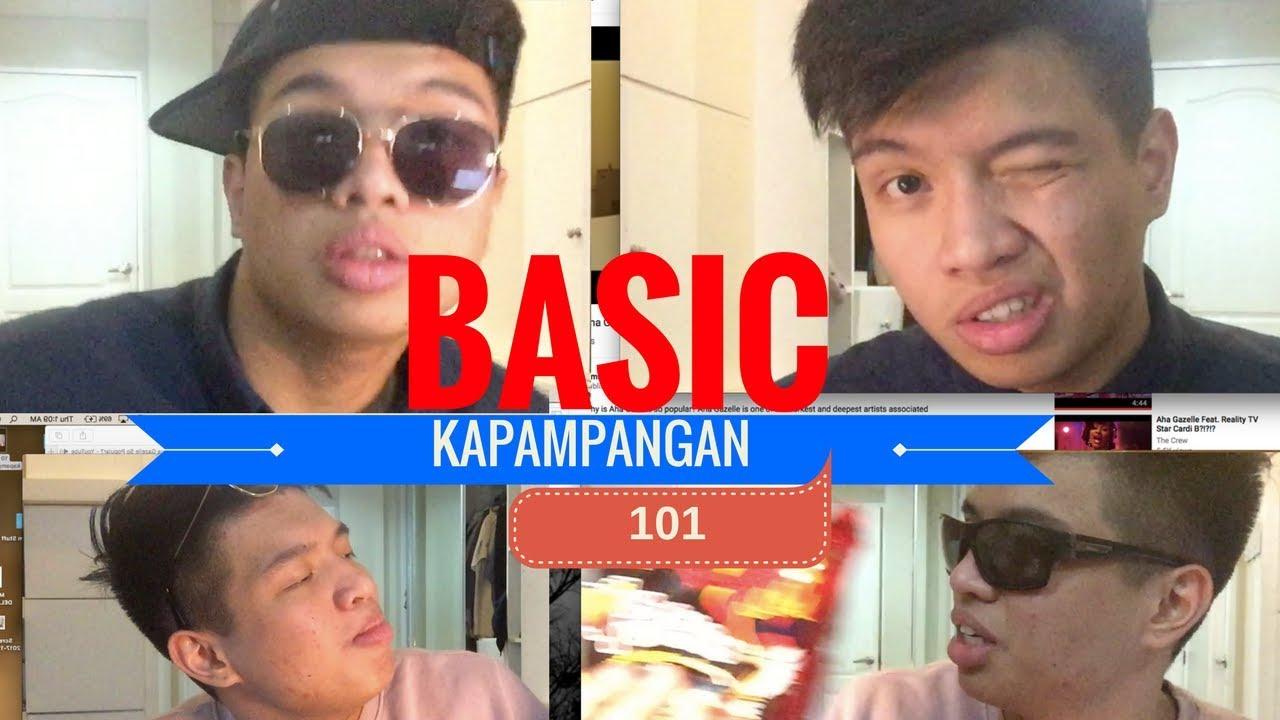 Download BASIC KAPAMPANGAN 101 (10 Useful Kapampangan Words)
