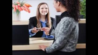 The Types of Assessments taken for hiring candidates for a banking job video