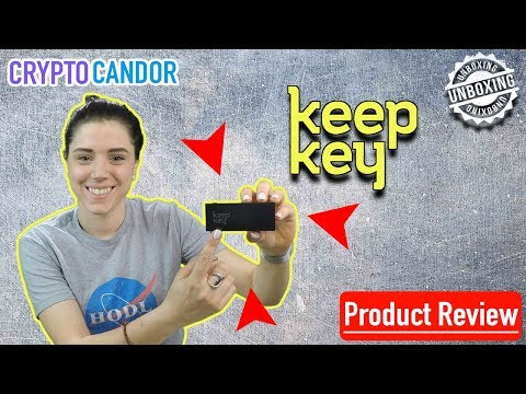 Review & Unboxing | KeepKey - The Simple Cryptocurrency Hardware Wallet!