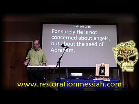 Hold Firm, Seed of Abraham - Hebrews 3