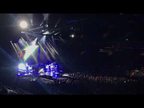 Megadeth Trust Live New York 2017