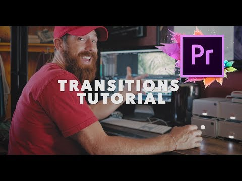 Epic TRANSITION to make your videos BETTER! Premiere Pro Tutorial
