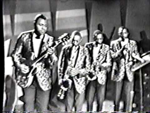 Night Train Music Program 1965