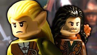 LEGO: The Hobbit - EP3: Legolas & Kili