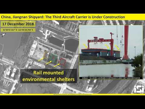 China - Third 003 Type Aircraft Carrier