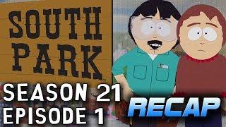 SOUTH PARK - Season 21, Ep. 1 RECAP - White People Renovating Houses