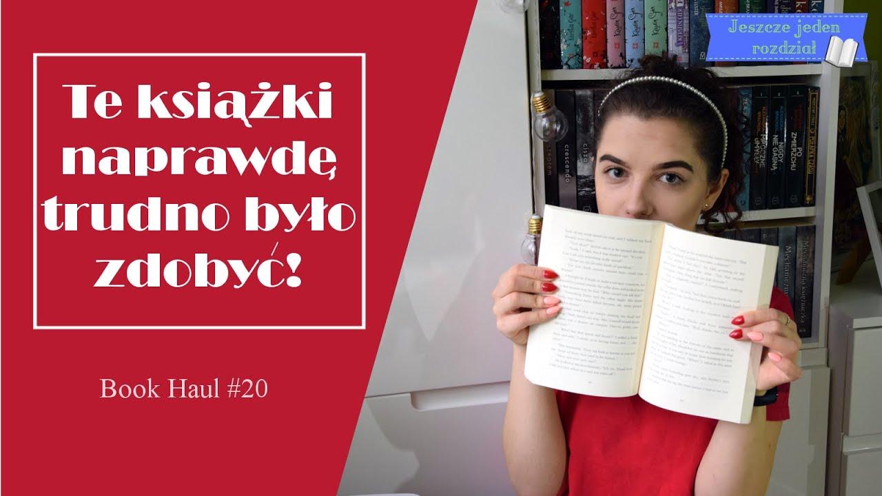 CUDEM zdobyte książki! - Book haul #20