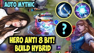 GUINEVERE GA COCOK ADA DI MOBILE LEGENDS! BUILD HYBRID AUTO MYTHIC