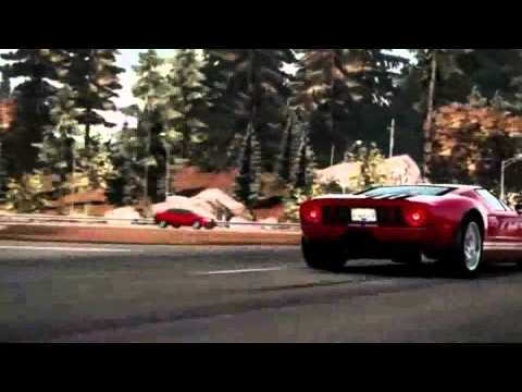 Need For Speed Hot Pursuit | Edge of the Earth - Thirty seconds to mars | Music video
