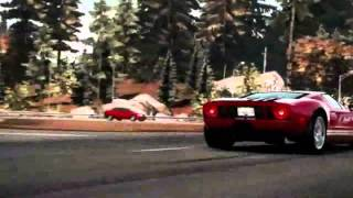 Need For Speed Hot Pursuit Edge Of The Earth Thirty Seconds To Mars Music Video
