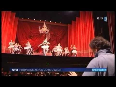 Les ballets de fin d'année de l'Opéra de Nice