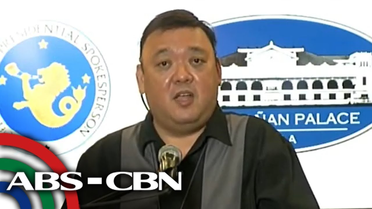 Presidential Spokesman Roque holds press briefing (15 August 2020) | ABS-CBN News