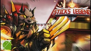 Sticks Legends Ninja Warriors - Android Gameplay FHD