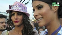 Oktoberfest 2013 - Day 2 - Micaela Schaefer & Janina Youssefian @ Theresienwiese am 22.09.2013