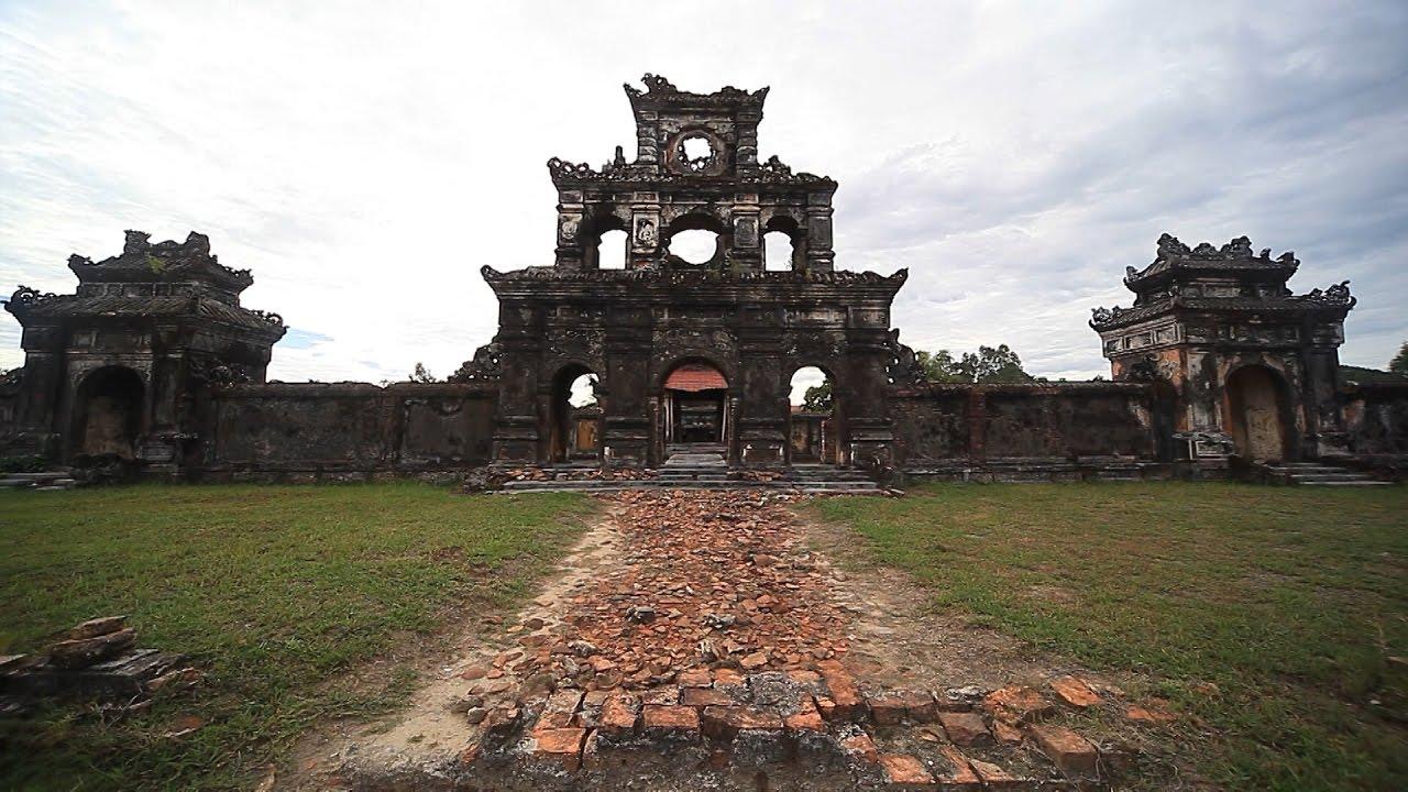 Khám Phá Việt Nam: Bảo tồn Lăng Vương Triều Nhà Nguyễn (Phần 1)
