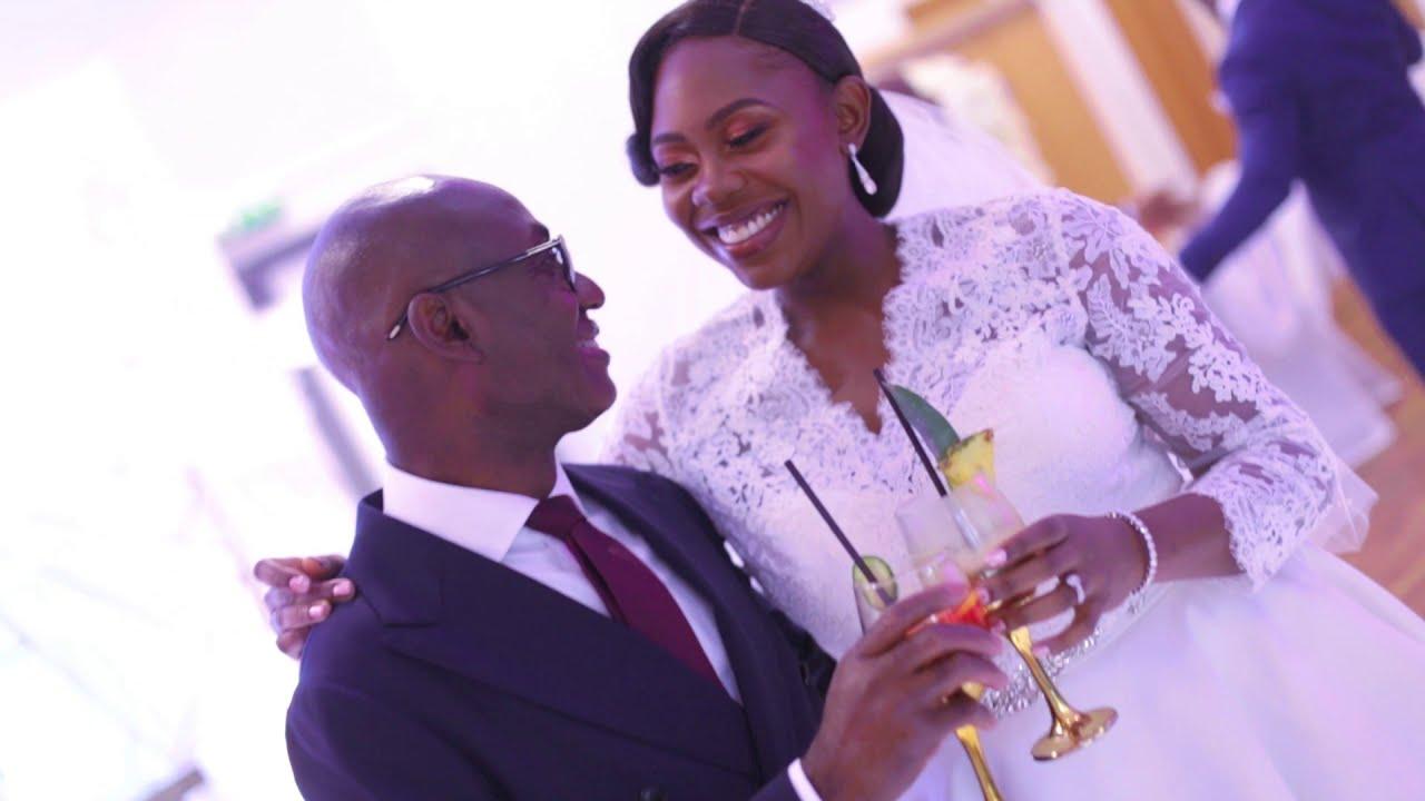 STUNNING NIGERIAN BRIDE || Nigerian UK wedding || Tosin & Sylver Wedding Film || 2020