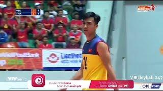 Từ Thanh Thuận giúp Việt Nam hạ Thái Lan 3-1| Cup LienVietPostBank 2018