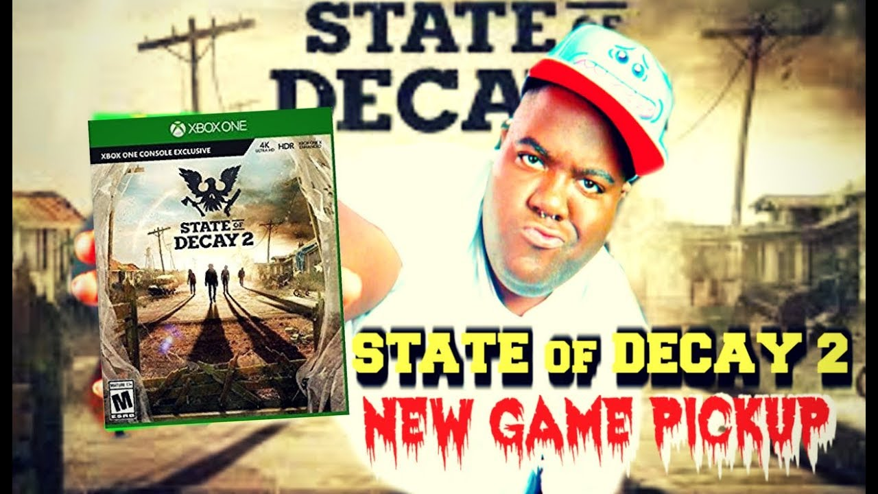 STATE OF DECAY 2 : Ultimate Edition ((UNBOXING))