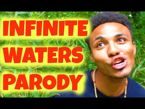 Infinite waters diving deep parody: (5 ways to manifest your life's wildest desires!)