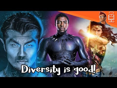 Diversity in Comic Book Films is Saving Hollywood Finds Studies