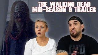 The Walking Dead Mid-Season 9 Official Trailer | 'New Enemy' REACTION