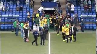 Ian Goodison Testimonial: Tranmere XI 10 International XI 8