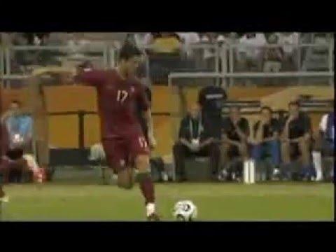 Cristiano Ronaldo Worlds best player 2008!
