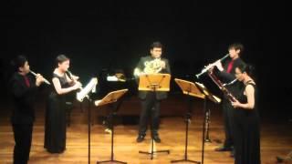 Anton Reicha Quintet in D Major - Op 91 No.3 Movement 2