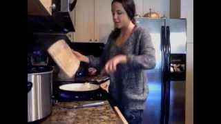 Crock Pot Turkey Chili and a Natural Cold Remedy